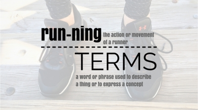 Terms Used in Running: Pace